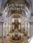 Early Modern Architecture