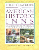 Pdf The Official Guide to American Historic Inns