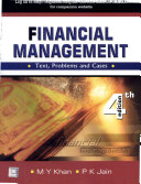 Financial Management  Text  Problems And Cases