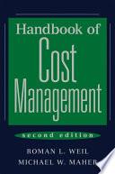 Handbook of Cost Management