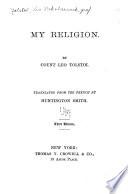 My Religion Book