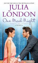 One Mad Night Pdf/ePub eBook