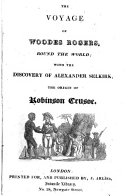 The Voyage of Woodes Rogers  Round the World