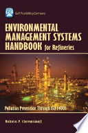 Environmental Managament Systems Handbook For Refinieries Book PDF
