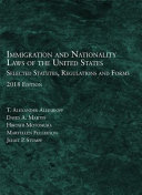 Immigration and Nationality Laws of the United States