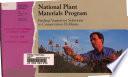 National Plant Materials Program Book PDF