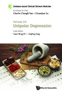 Pdf Evidence-based Clinical Chinese Medicine - Volume 14: Unipolar Depression Telecharger