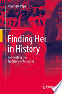 Finding Her in History Book