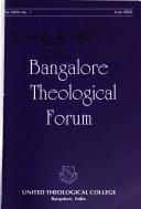 Bangalore Theological Forum
