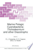 Marine Pelagic Cyanobacteria  Trichodesmium and other Diazotrophs