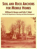Soil and Rock Anchors for Mobile Homes