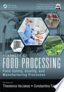 Handbook of Food Processing