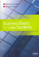 Business Basics for Law Students