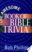 The Awesome Book of Bible Trivia Book PDF