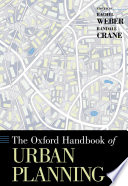 The Oxford Handbook of Urban Planning