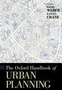 The Oxford Handbook of Urban Planning Pdf/ePub eBook