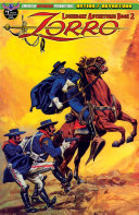 Zorro Legendary Adventures Book II #1