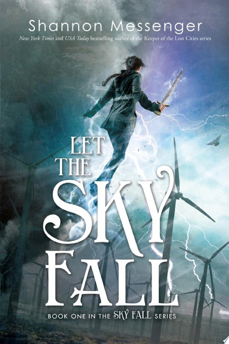 Let the Sky Fall banner backdrop