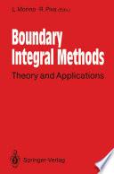 Boundary Integral Methods