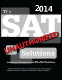 The Sat Solutions 2014