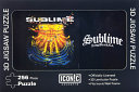 Sublime Everything Under the Sun 3d Lenticular Jigsaw Puzzle in Tin Box