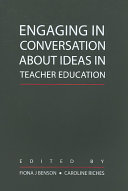 Engaging in Conversation about Ideas in Teacher Education