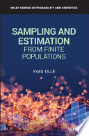 Sampling and Estimation from Finite Populations Book