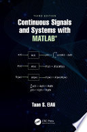 Continuous Signals and Systems with MATLAB   Book