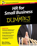HR for Small Business For Dummies - UK Pdf/ePub eBook