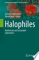 Halophiles Book