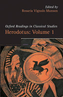 Herodotus  Volume 1