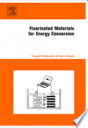 Fluorinated Materials for Energy Conversion