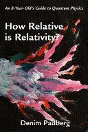 How Relative Is Relativity