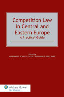 Competition Law In Central And Eastern Europe
