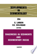 Diagenesis in sediments and sedimentary rocks