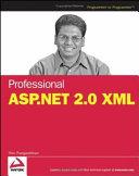 Professional ASP NET 2 0 XML