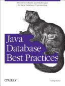 Java Database Best Practices [Pdf/ePub] eBook