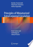 Principles Of Miniaturized Extracorporeal Circulation Book PDF
