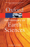 A Dictionary Of Earth Sciences Book PDF