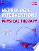 Neurologic Interventions For Physical Therapy Book PDF