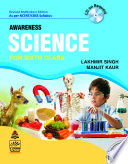 AWARENESS SCIENCE FOR 6 CLASS WITH CD ON REQUEST