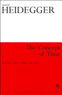 The Concept of Time