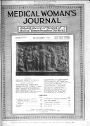 The Medical Woman s Journal