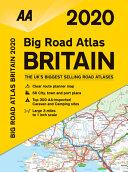 Big Road Atlas Britain 2020
