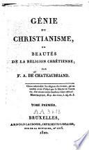 Génie du christianisme ou beautés de la religion chrétienne. 2