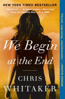 We Begin at the End Pdf/ePub eBook