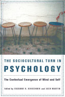 The Sociocultural Turn in Psychology Pdf/ePub eBook