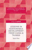 Lessons in Sustainable Development from China   Taiwan