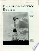Extension Service Review Book PDF