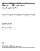Global Marketing Management Update